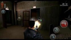 Max Payne Mobile safe screenshot 4/5