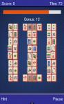 Mahjong Full opened screenshot 1/5