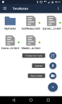 TeraNotes notes taker cloud screenshot 3/3