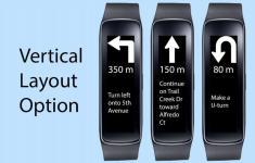 Gear Fit Navigation regular screenshot 3/6