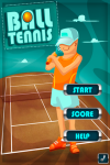 Ball Tennis  screenshot 1/5