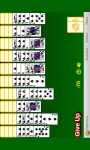 Spider Solitaire by Fupa screenshot 2/3
