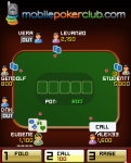 Online Texas Holdem Poker by MoPoClub screenshot 1/4