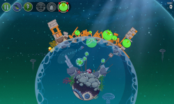 Angry Birds Space screenshot 4/5