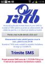 RATB SMS Pass screenshot 1/2
