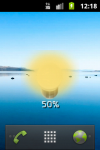 Bulb Battery Widget screenshot 2/2