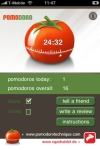 Pomodoro Time Management Lite screenshot 1/1
