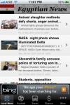 Egypt News screenshot 1/1