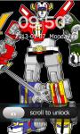 Voltron Go Locker Theme Android Phone screenshot 2/6