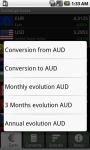 Exchange Rates App screenshot 3/6