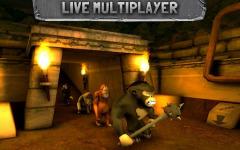 New Battle Monkeys Multiplayer screenshot 2/6