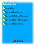 WhatsAppTips screenshot 4/4