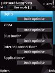 Advanced Battery Saver Free screenshot 3/3