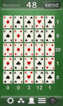Smooth Poker Solitaire screenshot 1/5
