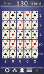 Smooth Poker Solitaire screenshot 2/5
