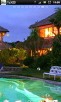 Luxury Villa Ubud Bali Live Wallpaper screenshot 3/6
