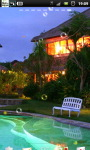 Luxury Villa Ubud Bali Live Wallpaper screenshot 4/6