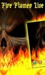 Shadow Reaper Fire Flames LWPfree screenshot 2/3