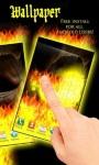 Shadow Reaper Fire Flames LWPfree screenshot 3/3