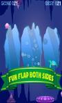Flappy Turtle for Kids - Tap and Swim Fun Game screenshot 1/2