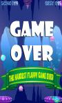 Flappy Turtle for Kids - Tap and Swim Fun Game screenshot 2/2