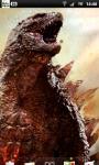 Godzilla Live Wallpaper 4 screenshot 3/4
