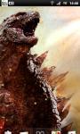 Godzilla Live Wallpaper 4 screenshot 4/4