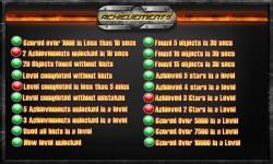 Free Hidden Objects Game - Wheels of Fury screenshot 4/4