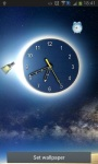 Solar Eclipse Alarm Clock and Flashlight screenshot 1/4