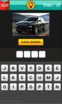 Amazing Car Quiz screenshot 1/3