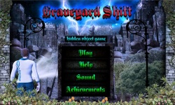 Free Hidden Object Games - Graveyard Shift screenshot 1/4