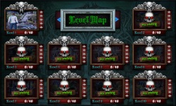 Free Hidden Object Games - Graveyard Shift screenshot 2/4