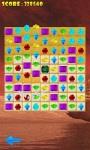Match 3 Space Jewels screenshot 2/4