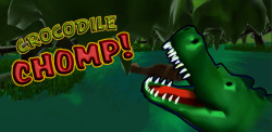 Crocodile Chomp screenshot 1/6