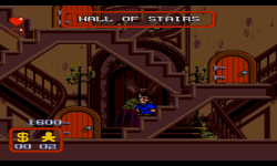Addams Family Values screenshot 1/4