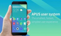 APUS Launcher Beta screenshot 1/4