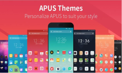 APUS Launcher Beta screenshot 2/4