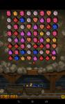 Mine Raider Match 3 Gems screenshot 6/6