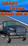 Crazy Truck Race 3D II screenshot 1/1