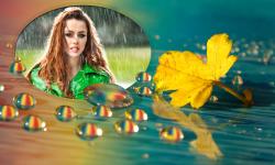 Rain Photo Frames screenshot 6/6