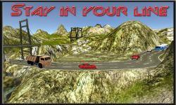 Truck Sim: Hill Station screenshot 1/4