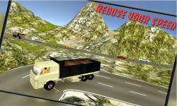 Truck Sim: Hill Station screenshot 2/4