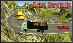 Truck Sim: Hill Station screenshot 4/4