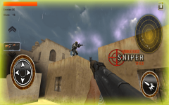 Arab Sniper Assassin Shoot War screenshot 3/6