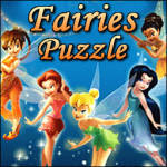 Fairies Puzzle screenshot 1/2