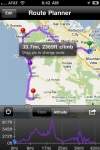 Route Planner: Directions with Altitude screenshot 1/1
