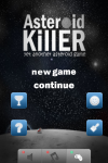 asteroid killer screenshot 1/4