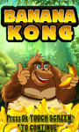 Banana Kong – Free screenshot 1/6