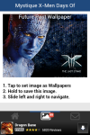 Mystique X-Men Days of Future Past Wallpaper screenshot 3/5