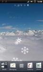 Snowboard Sport on Winter Live Wallpaper screenshot 3/3